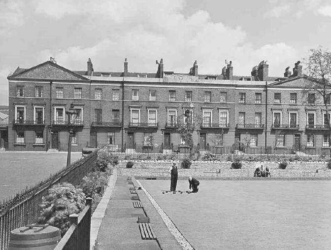 Holford Square 1939