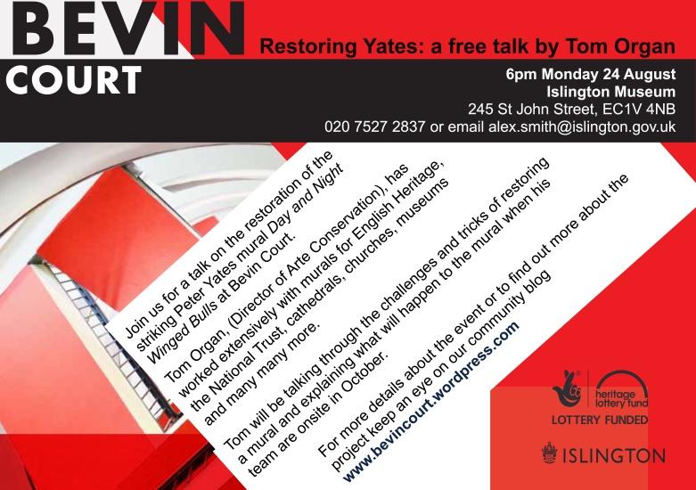 Bevin Court tom talk 24th