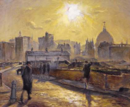 75 St Pauls by Cyril Mann