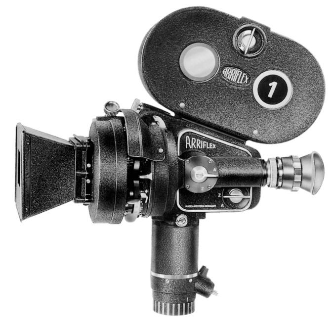 12 1946 70 Arriflex 35